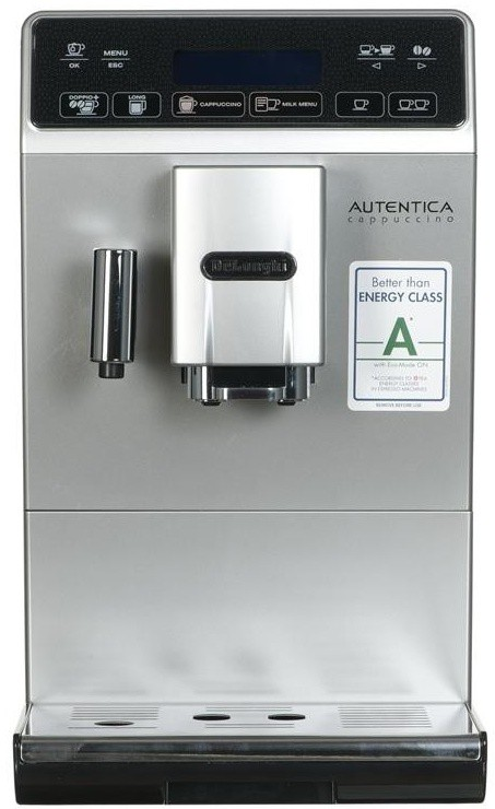 c18553e1c DeLonghi ETAM 29.660.SB Autentica | Servis a prodej kávovarů RHVending